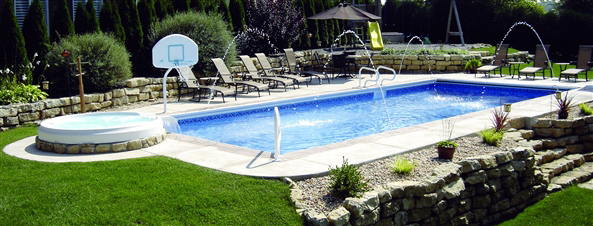 Sport pools specialized pool and spas inc for Sport pools pictures